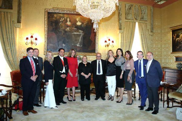 in vizita oficiala la Presedinta Maltei - Ramona Badescu