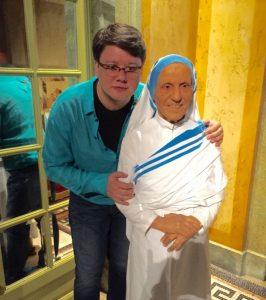 Cu Maica Tereza