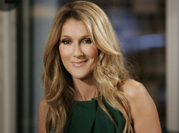 KATIE - 4/25/13 - Celine Dion invited Katie Couric into her recording studio for an exclusive conversation about her family, her husband?s cancer diagnosis, and her brand new music, airing on KATIE, distributed by Disney-ABC Domestic Television. (Photo by Ronda Churchill/Disney-ABC via Getty Images)  CELINE DION