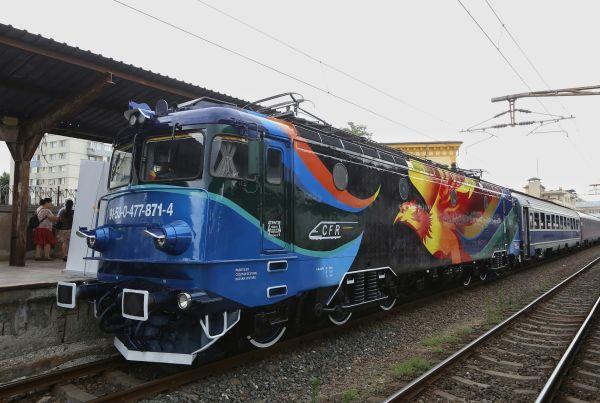 Tren_Pasarea Maiastra