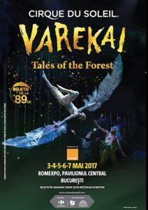 Varekai 2017