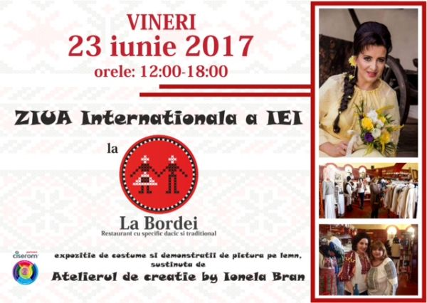 Ziua Internationala a Iei, 23 iunie, La Bordei I