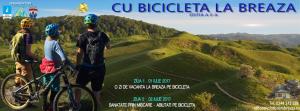 Cu bicicleta la Breaza r