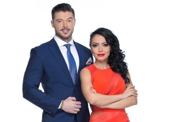 Andreea Mantea si Victor Slav la Super Potriveala r