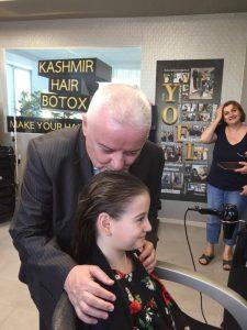 irinel si irinuca yofi hair academy