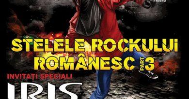 """""""Stelele Rockului Românesc""""  se întorc la Arenele Romane cu o noua ediție de colecție."""