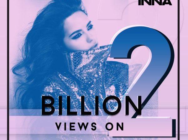inna 2 billions instagram r