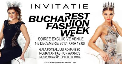 Incepe Bucharest Fashion Week! Evenimentul are loc intr-o locatie noua