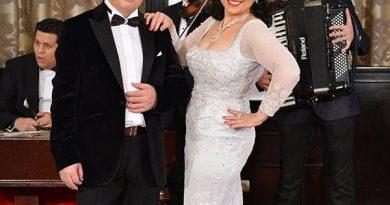 Soții Alina și Romeo de la Alesis cântă de Revelion în Țara Sfântă