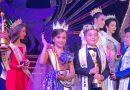 Anastasia Bakuradze, câştigătoarea Mini Miss Internaţional în Thailanda, vine in România!