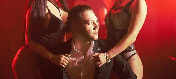 Florin Raduta in noul lui videoclip
