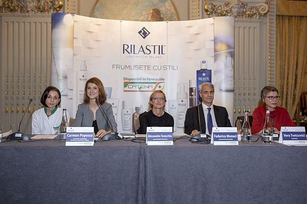 Lansarea gamei de produse dermato cosmetice, RILASTIL, Italia