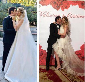 valentina pelinel si borcea nunta