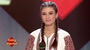 Yasmine Polacesck, a noua semifinalista Vedeta populara
