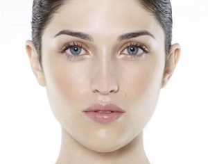 femeie, frumustete, ten, estetica faciala