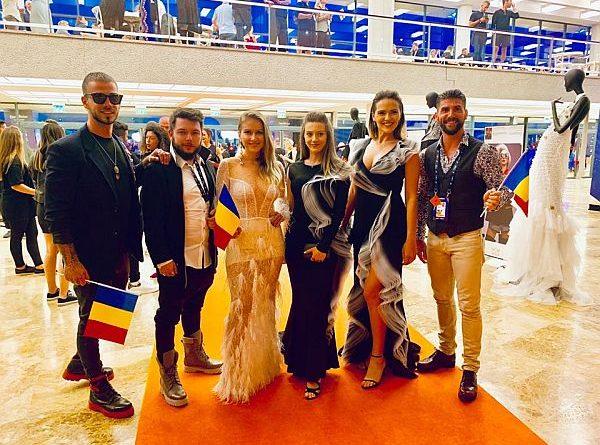 ester peony, sini, eurovision 2019