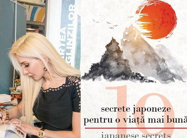 ioana lee 10 secrete, lanseaza carte, 1 iunie