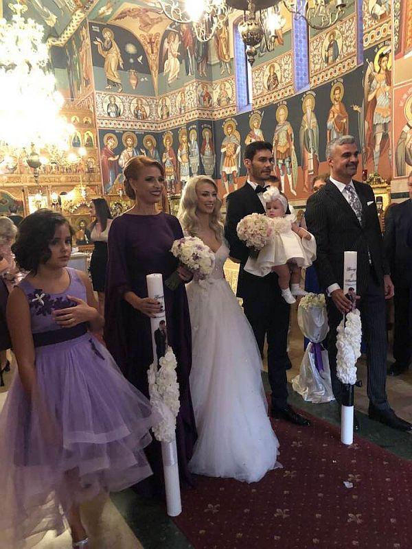 Andreea Balan s-a cununat religios cu George Burcea pe 15 septembrie 2019. Nasii de cununie sunt Monica Davidescu si Aurelian Temisan