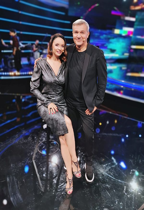 Andreea Marin si Dan Bittman  antena 1,  antitalent show