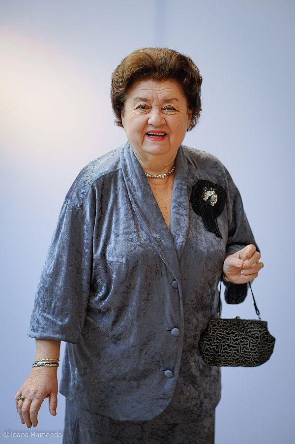 Tamara Buciuceanu Botez va fi inmormantata vineri la Bellu