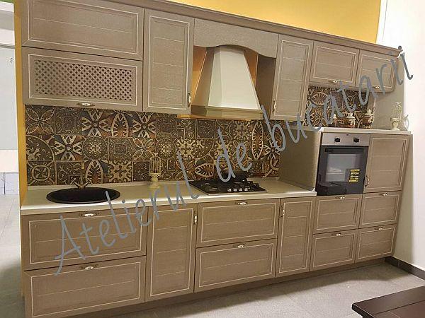 Atelierul de bucatarii, mobila cu stil de la bunica