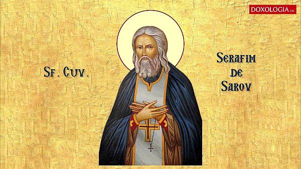 Sf Serafin de Sarov