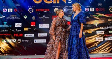 Premiile UCIN! La gala de la Teatrul National au participat foarte multe vedete