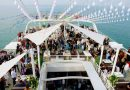 Noua fiță din Mamaia: distracție pe yacht în Mamaia, cu avionul din București