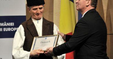 Șerban Terțiu, meşter şi artist fără pereche al Ţării Vrancei